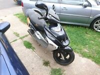 Malaguti firefox 50cc scooter for sale.