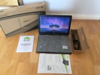 ACER LAPTOP/ BOXED / LIKE NEW / FAST / WINDOWS 10 PRO / VERY SLIM AND LIGHT