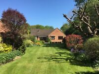 Fantastic 3 Bedroom detached bungalow in country location