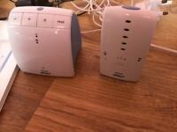Avent baby monitor great condition