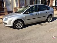 56 Focus 1.6 Zetec Climate Hatch, 1 yr Mot , Service History, I family owner from new