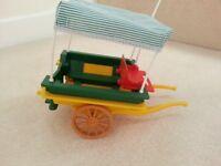 Sylvanian Vintage Trap/Wagon/Cart