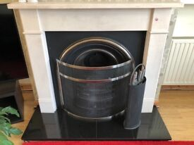 7 year old fireplace at good condition, happy to take offers