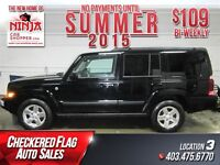2008 Jeep Commander Sport *EVERYONE APPROVED* $109/BW!