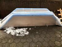 Storm fix upvc bay window roof