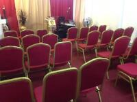 Well presented mid size Hall ideal for small to medium size group