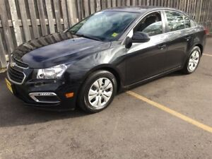 2016 Chevrolet Cruze LT, Automatic, Back Up Camera, Only 19, 000