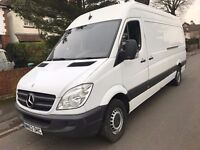 2012 MERCEDES-BENZ SPRINTER 2.1TD 313CDI LWB Panel Van NO VAT