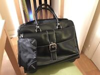 Franklin Covey Wheeled Laptop Case