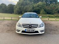 Mercedes-Benz, C CLASS, Coupe, 2011, Semi-Auto, 2143 (cc), 2 doors