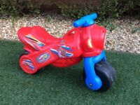 Child's ride on motorbike in excellent condition