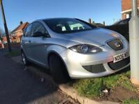 Seat Altea 1.6 2006 - MOT&TAX - 92,000 miles - not jetta leon Vauxhall Bmw audi toyota golf Renault