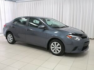 2014 Toyota Corolla VALUE PRICED AND TOYOTA CERTIFIED! LE TRIM S