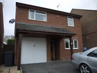 4 Bedroom House detached Hamworthy Poole BH15 4DX Dog ok Long Let