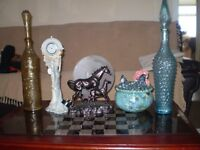 5 collectible items