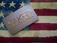 Urban Decay Naked Flushed Palette