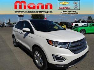 2016 Ford Edge SEL | Navigation, Remote start, AWD, V6, Cruise.