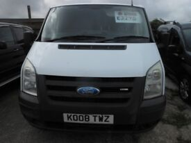FORD Transit 2.2 TDCi 85PS Low Roof Panel van 157,000 miles, part service history