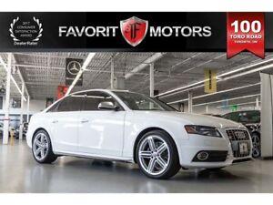 2011 Audi S4 3.0 PREMIUM, Sunroof, Leather