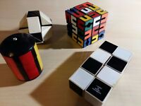 Selection of 1980's Rubik's type puzzles