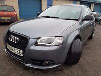 Audi a3 sline 2.0tdi quatro