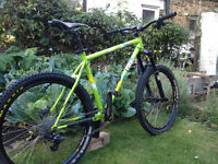 Ragley Piglet 2 mountain bike size large