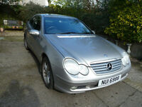 MERCEDEZ 220 CDI SPORT - 87,000 Miles - 6 Speed - MOT until 18-12-17 - SUPER CLEAN CAR