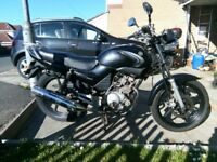 Yamaha YBR 125 £800 ono
