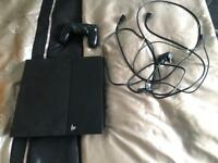 PlayStation 4 Console 500GB (including controller and cables)