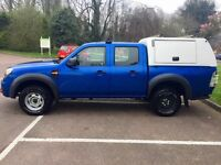 Ford Ranger 2.5L - 2011 Plate - EP9 Superwinch - Utility Back - 1 Previous Owner