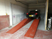 Drive-on Car and Light Commercial Service Ramps