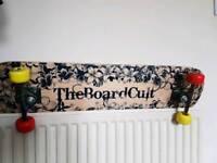 Custom skateboard rack