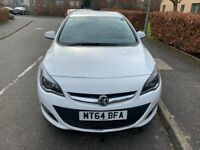 Vauxhall ASTRA 2014 1.4, MOT until January 2022