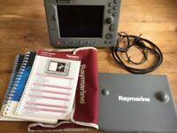Raymarine C80 Multifunction Navigation Display - Chartplotter - Radar Sonar