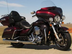 2015 Harley-Davidson FLHTKL Electra Glide Ultra Limited Low   On