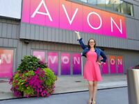 BECOME AN AVON REP WORK FROM HOME.