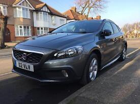 Volvo V40 1.6, 2014, D2 Diesel, Low Mileage, Automatic