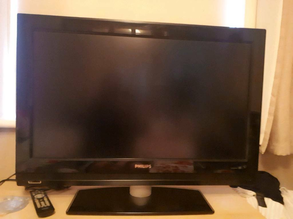 "32"" Philips Flat TV HD ready"