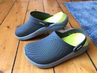 Crocs cushioned Lite Ride clog NEW