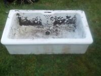 Large Butlers sink planter
