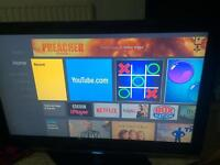 """40"""" Samsung HD TV - freeview, HDMI etc excellent condition"""