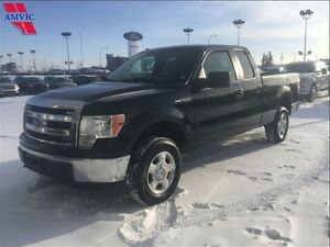 2013 Ford F-150 Supercab XLT 4x4 53000KM