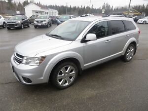 2012 Dodge Journey CREW 3RD ROW SEAT