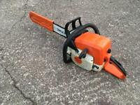 Stihl 390 chainsaw