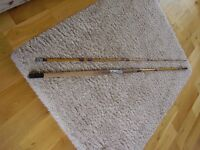 TWO Beach Fishing Rods