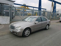 ++++QUICKSALE WANTED MERCEDES-BENZ C220 CDI AUTOMATIC+++FULL LEATHER INSIDE PERFECT DRIVE++++