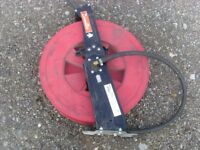 Dessouter Compressed Air Inertia wall mounted Reeling Drum