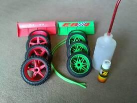 Model wheels