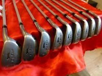Slazenger Big Ezzy iron Woods full set 3-SW