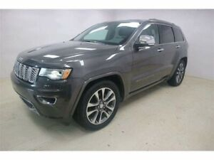 2018 Jeep Grand Cherokee Overland *4X4 AWD V6 3.6L FULL
